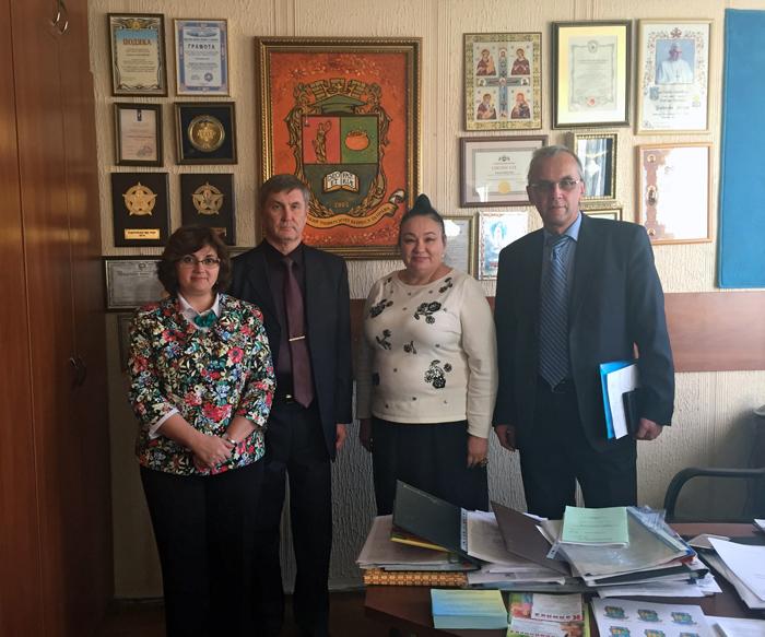 В Університеті відбулась наукова нарада з проблем судоустрою, прокуратури та адвокатури в євроінтеграційному вимірі