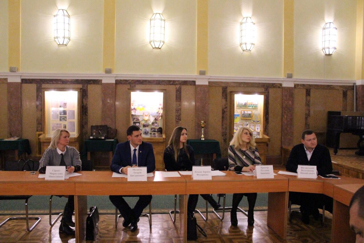 У прокуратурі Львівщини обрали кращі студентські роботи