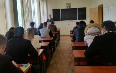 Лекція для студентів на тему: «Особливості та проблеми діяльності прокуратури в Україні»