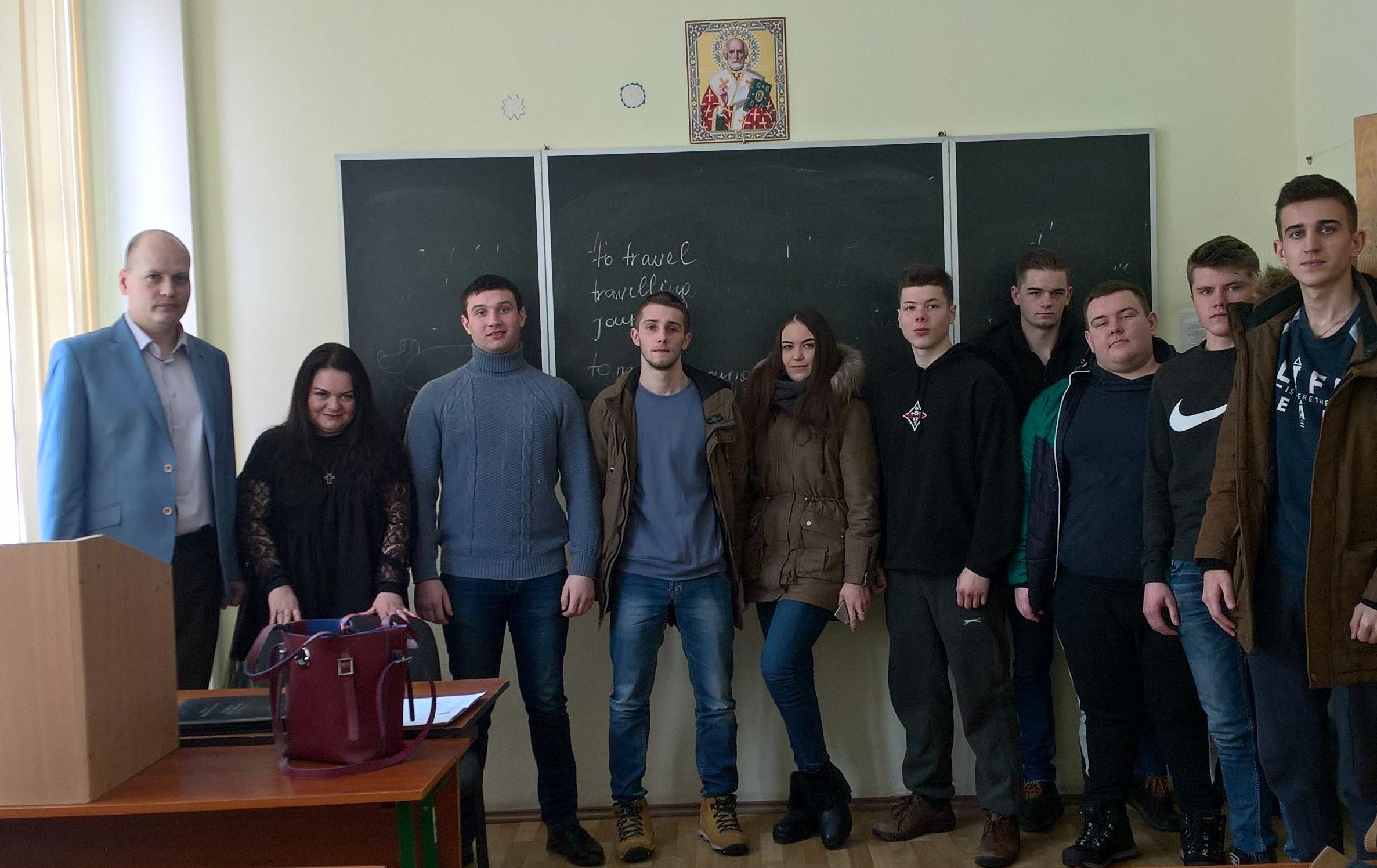 Відкриті лекції прокурорів Львівської області в університеті