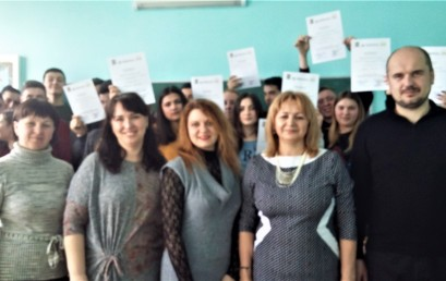 Конкурс для учнів Твіржанського НВК з права та економіки
