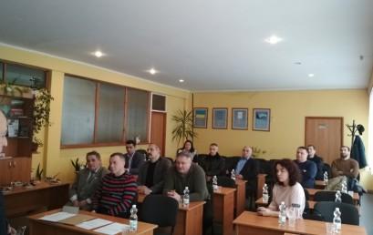 В Університеті відбулась нарада з питань співпраці МАЛіЖ та ICUPP