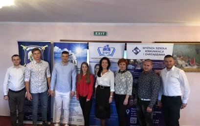 Викладачі «Львівського університету бізнесу та права» взяли участь у міжнародній конференції