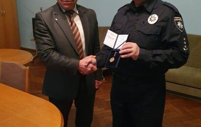 СОПІЛЬНИКА Любомира Івановича нагороджено відзнакою НАН України за професійні здобутки